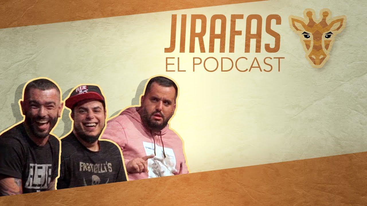 Jirafas #3: Kike Pérez con David Sainz y Carlos Lee Ferrer | Playz