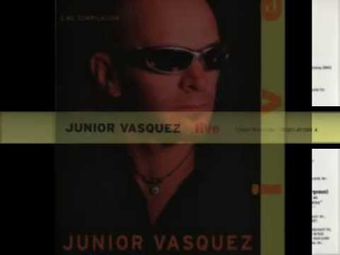 Junior Vasquez - Live Vol 1  (1997)