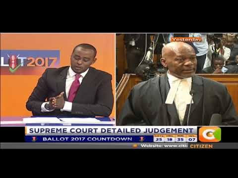 Citizen Extra : Supreme court detailed judgement