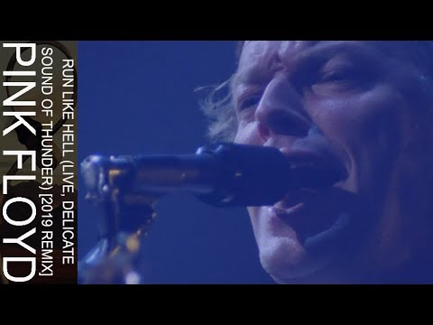 Download Pink Floyd - Run Like Hell Live, Delicate Sound Of Thunder 2019 Remix Mp4 baru
