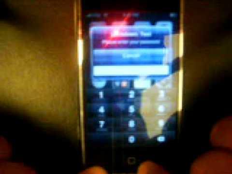 Lock iPhone Applications Using Lockdown