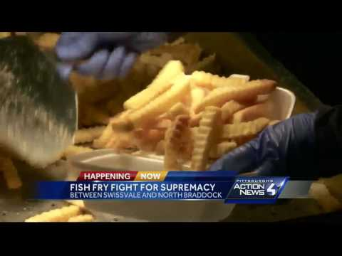 Pittsburgh's Best Fish Fry? They're Battling It Out, Tournament-style