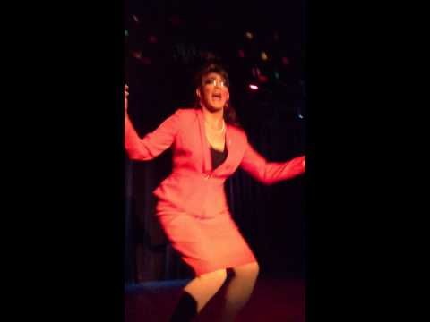 Veronica Vixen Talent at the 2014 National Miss Comedy Queen Pageant