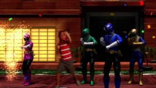 Power Rangers Super Samurai (Kinect) - Conviértete en un auténtico Power Ranger