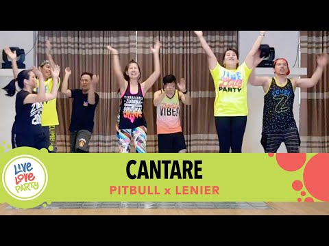 Cantare by Pitbull | Live Love Party™ | Zumba® | Dance Fitness