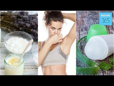 5 Natural Deodorants to Eliminate Bad Armpit Odor - Australia 365