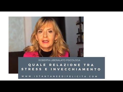 Le relazioni fra Stress ed invecchiamento