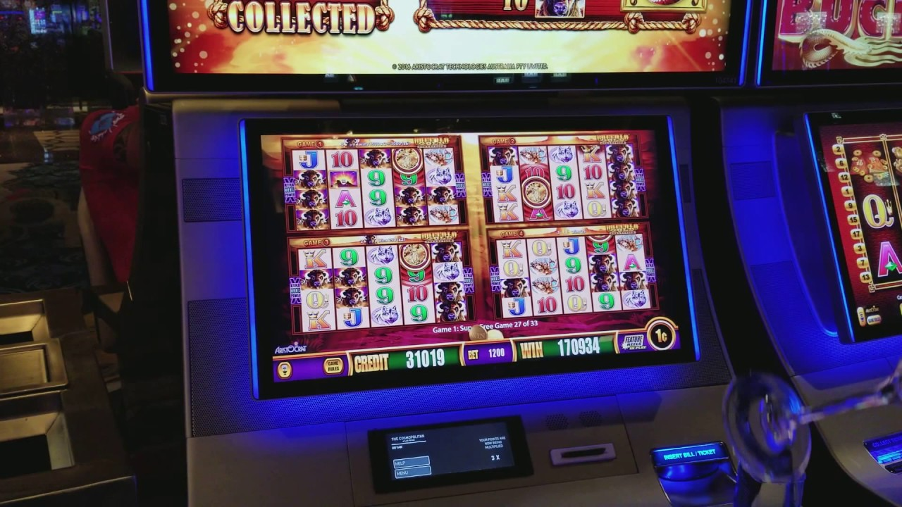Wonder 4 slot machine free