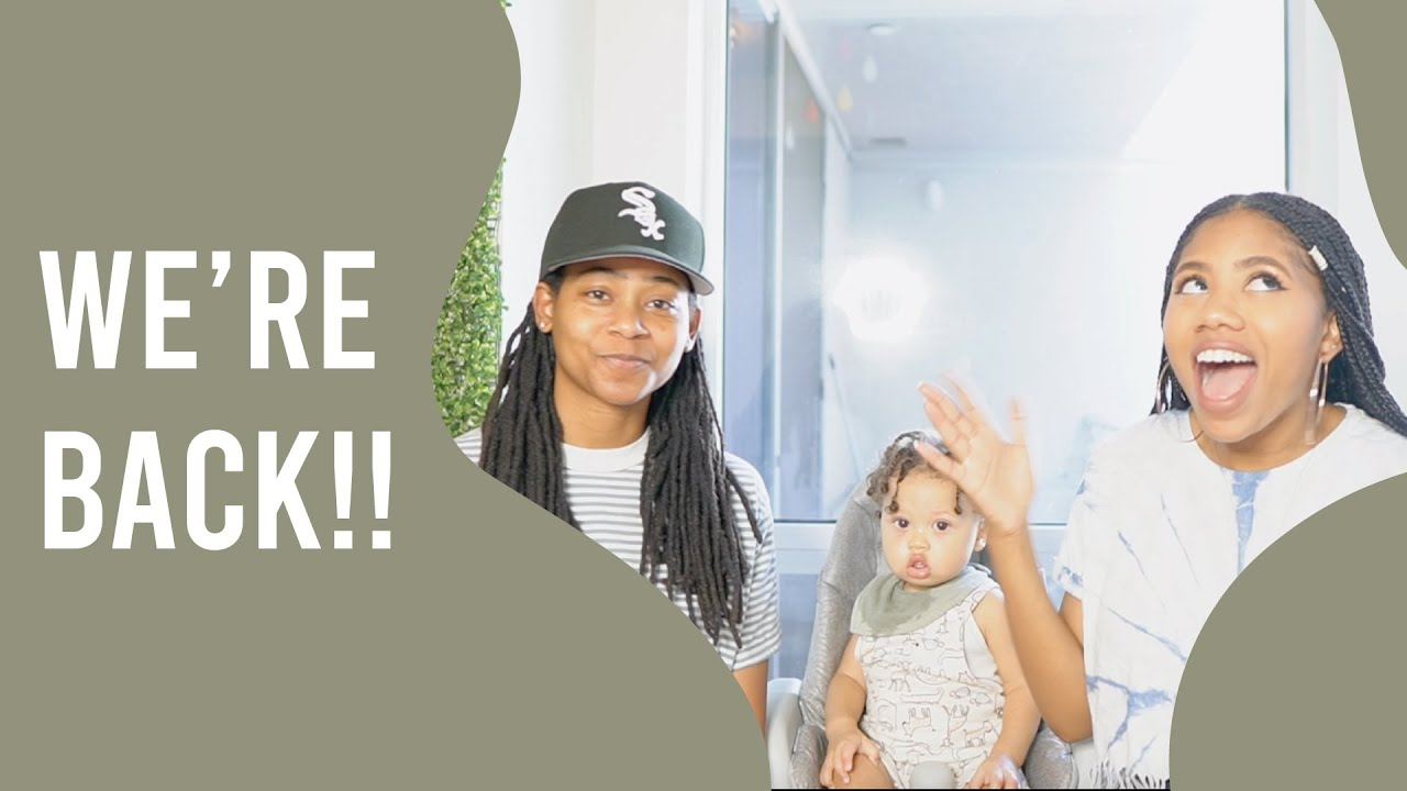 WE ARE BACK!!! | LIFE UPDATE!!!