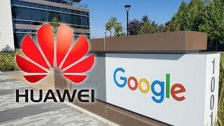 Google rompe con Huawei - que pasara con mi celular si es huawei? consejos y sugerencias