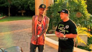 Tyga - Dub Garage, The Dub Magazine Project
