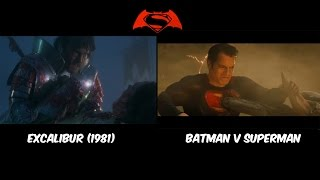 Allusion & Symbolism «Batman v Superman»