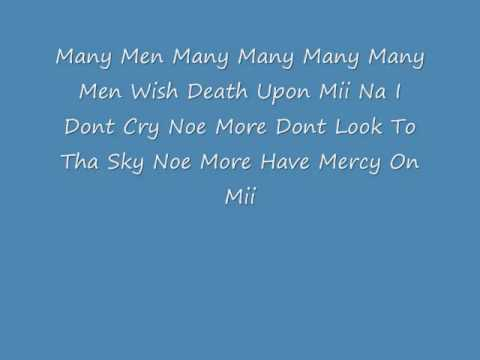 50 Cent Many Men(with Lyrics)
