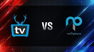 WePlay vs NextPlease - day 4 week 3 Season I Gold Series WGL RU 2016/17