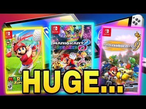 Nintendo Switch Something MAJOR Just Happened !