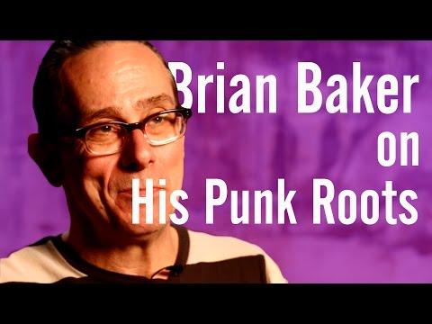 Brian Baker on His Punk Roots