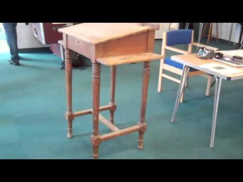 Desk - Virtual Artefacts