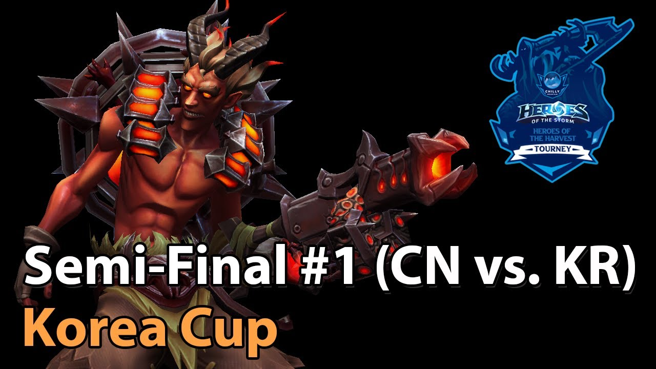 ► Semifinal #1 - Memory (CN) vs Mushrooms (KR) - Korea Cup - Heroes of the Storm Esports