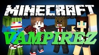 Minecraft Vampirez Minigame w/ BajanCanadian, Bashur, and AshleyMarieeGaming   JeromeASF