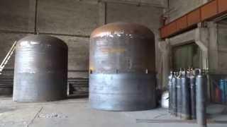 Резервуары вертикальные стальные РВС(Стальные вертикальные резервуары — самое распространенное техническое решение для накопления продуктов..., 2014-11-08T11:29:03.000Z)