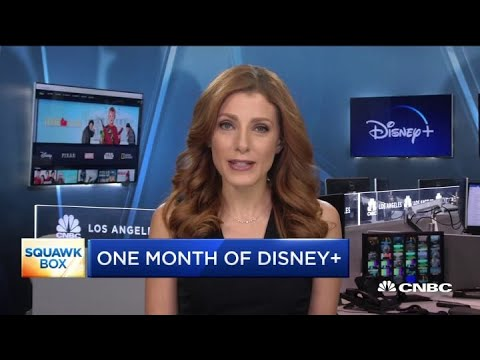 Disney + Averaged 9.5 Million Daily Active Mobile Users Its First Month