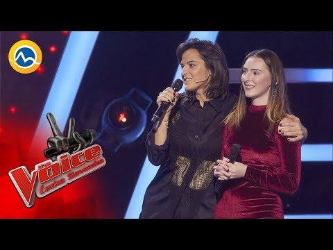 The Voice - Jana Glovaťáková a Jana Kirschner - Posledná