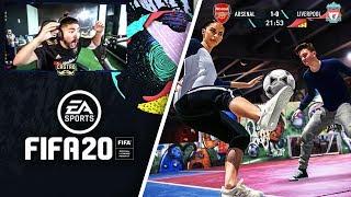 OMG NEW FIFA 20 GAME MODE VOLTA!! LIVE REACTION!! FIFA 20
