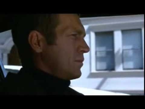 Bullitt -- Car Chase / On the Road Again -- Canned Heat