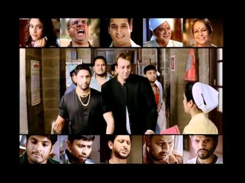 Munna Bhai Mbbs Lyrics and video of Songs from the Movie Munna Bhai Mbbs