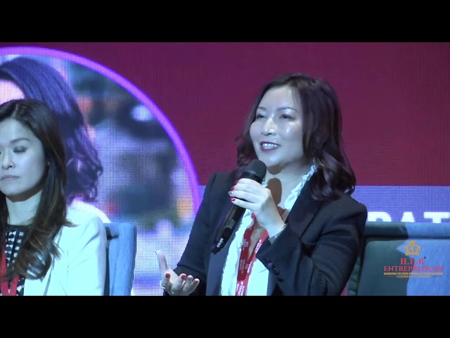 H.E.R Asia Summit 2019 - Scaling up a local business to global heights through innovative strategies