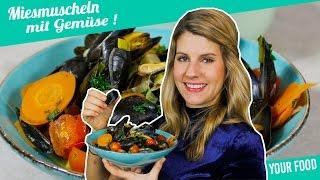 Miesmuscheln à la Feli   Felicitas Then   Pimp Your Food