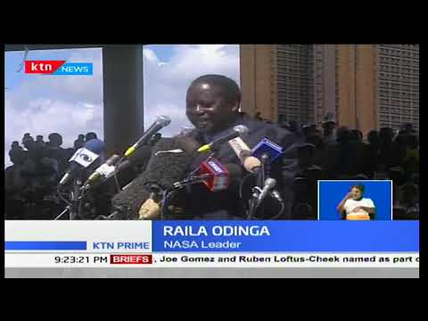 Kenya locked in a political storm after Raila Odinga quit the repeat polls
