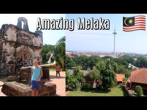 Melaka is so beautiful | Malaysia travel vlog