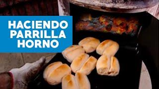 Repeat youtube video ¿Cómo hacer una parrilla - horno?