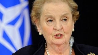 Albright: Why Would Women Vote Romney?