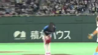 NGT48 長谷川玲奈 今度は6月8日に行われる中日vsソフトバンクホークスの...