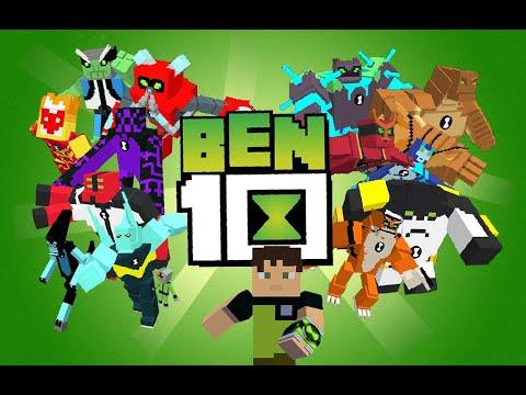Download Ben 10 Reboot Datapack Season 1 Trailer!!