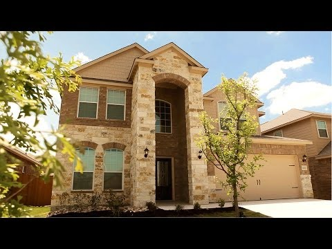 New Homes at Presidential Glen in Austin, Texas