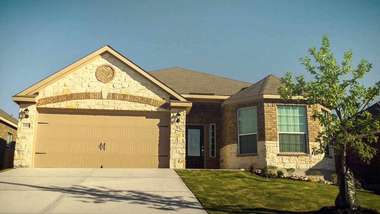 New homes at presidential glen in austin texas youtube for Modern homes in austin tx