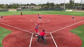 Maryssa Zenzen, 14u - Class of 2023 - March 23rd 2018 - VS Diamond Sports Hot Shots-Mier