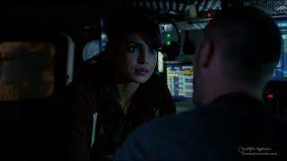 Quantico 1x06: Ryan & Alex #2 (Alex: When did you start following me?)