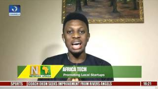 Network Africa: Promoting Local Start-Ups With John Obidi