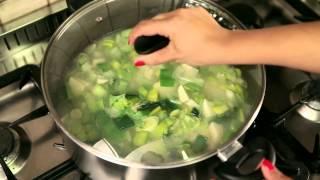 Zahra's Kitchen: Leek And Potato Soup