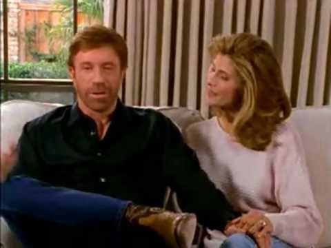 Chuck and Gena Norris - Total Gym #2