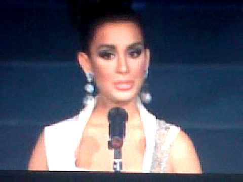 Nicole Schmitz for Miss International 2012