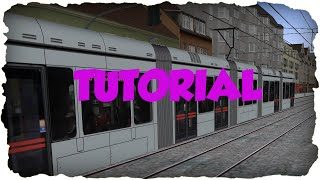 Tutorial: So funktioniert die Straßenbahn ULF in Gladbeck V5.1 [GER] [HD]
