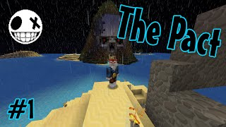 MineCraft - The Pact #1