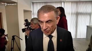 Ազգային ժողովի նախագահ ընտրվեց Արա Բաբլոյանը