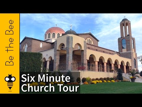 Be The Bee #113 | Six Minute Church Tour