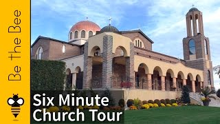 Be the Bee #113 | Six Minute Church Tour...
